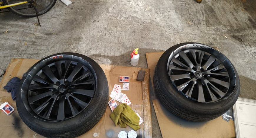 Painting Wheels – Tips For a Perfect Wheel Paint Job